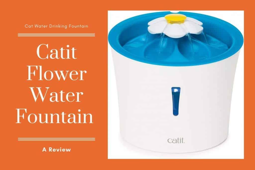 Catit Flower Water Fountain